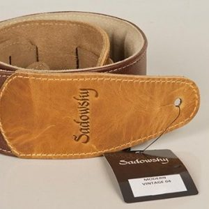 Sadowsky Leather Strap