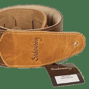 Sadowsky Leather Strap