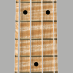 Flamed Maple